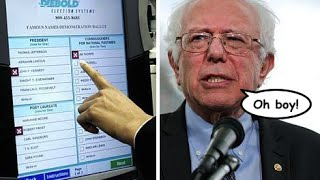 Racketeering Lawsuit Filed Over Election Fraud That Cost Bernie Sanders the Election