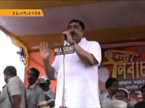 Anubrata Mondal threat to CPIM-CONGRESS