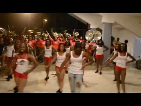 Banneker High School Marching Band- Can You Feel It
