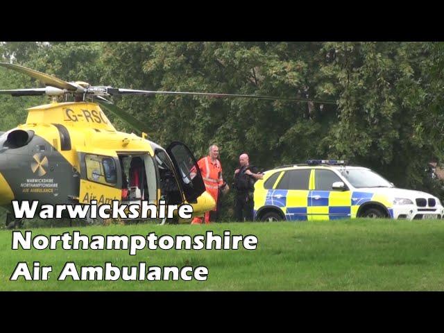 Warwickshire & Northamptonshire Air Ambulance