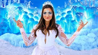 If I Lived in an Ice Castle | CloeCouture