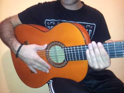Tocar La Guitarra: Técnica Del Soniquete De Bulerías- Cómo Tocar Bulerías Con La Guitarra