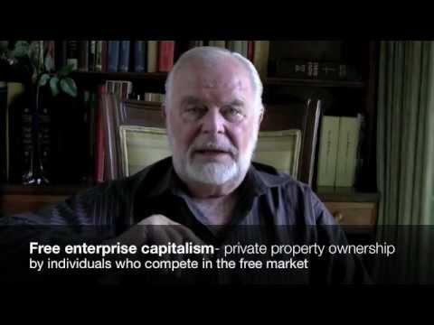 G. Edward Griffin: Individualism & Capitalism vs. Collectivism & Monopolies