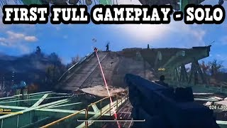 Fallout 76 - Trying To Play an MMO But In Single Player?