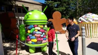 Google IO 2016 & Google Headquarters Campus Tour