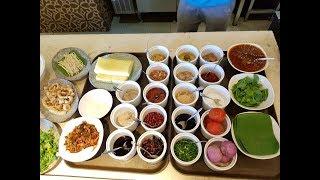 Burmese Cookery - Shan Noodles