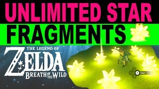 How to Get Infinite Star Fragments! - Zelda: Breath of the Wild