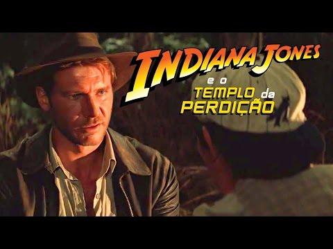 Indiana Jones e o Templo da Perdição - Redublagem Delart