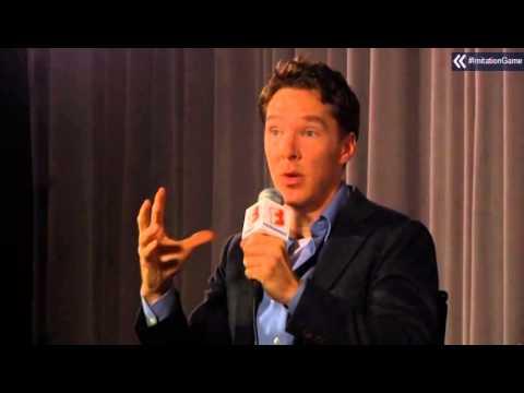 Benedict Cumberbatch Fandango Q&A