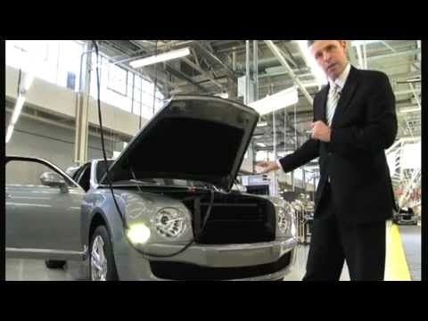 Creating A Bentley Mulsanne Part 5/6 Carjam TV 2013 Car TV Show