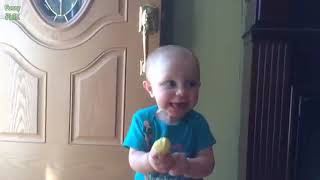 Top 10 Funny Baby you might  never see them before