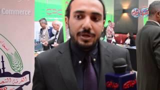 عبدالله شاهين مناخ الاستثمار متوافر في بلد الأمن والآمان