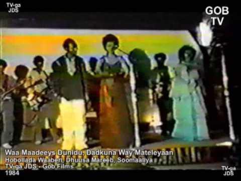 Waa Maadeeys Addunyadu, Dadkuna Way Matalayaan - Q7