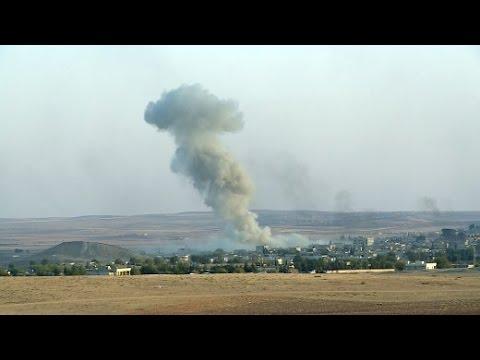 Vor aller Augen: Kampf um Kobane