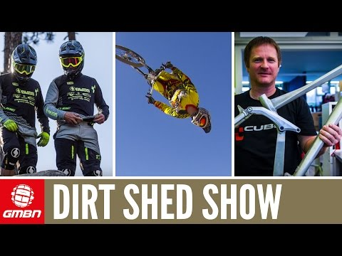 Trail Sabotage, Racing News + Show Us Your Bikes!   Dirt Shed Show Ep. 47
