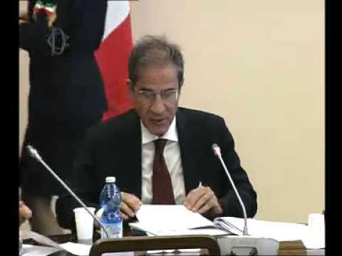 Roma - Audizione rappresentanti COVIP (30.06.15)