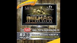 VAQUEJADA DO MILHO - PISTA VALE RICO - PILAR - AL
