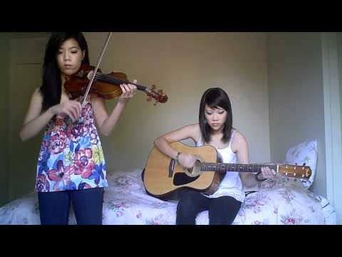 Disney Medley Violin & Guitar Acoustic Cover Music Videos