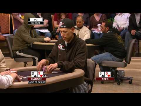 National Heads Up Poker Championship 2009 Episode 4 2/4