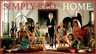 Watch Simply Red Home video
