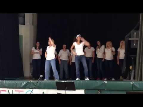 Nardin Academy TalentPalooza '14 - Teacher Dance
