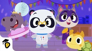 Dr. Panda TotoTime   Meimei's costume party   Full Episode 7   Kids learning video