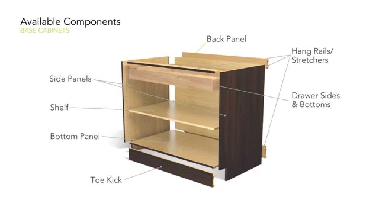 Cabinext frameless cabinets youtube for Frameless cabinet manufacturers
