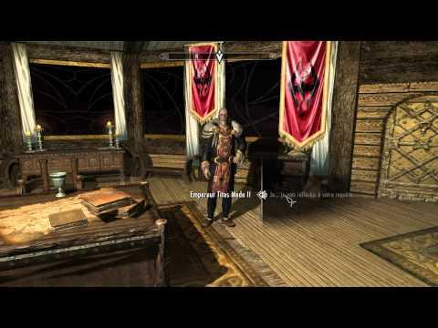 """Skyrim: quête principale de la Confrérie Noire, """"Gloire à Sithis!"""""""
