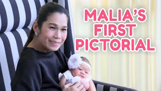 FIRST PICTORIAL - POKWANG & Lee O'Brian & Mae Subong & Baby Malia O'Brian - POKLEE COOKING