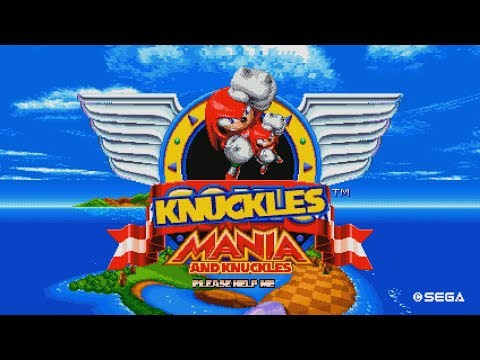Robotknux Boss 1 (Knux Delusions) - Knuckles Mania & Knuckles OST