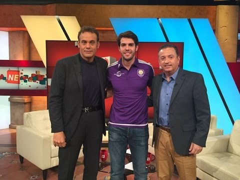 ¡Kaká en Nación ESPN!