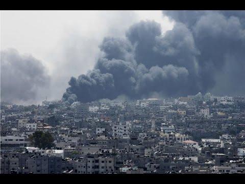 Conflict - Deadliest Day Yet of Israel Gaza war 2014