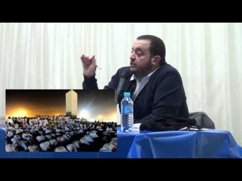 Salim Laïbi (LLP) : 2-2 : Conférence à Roubaix sur son livre