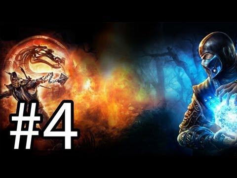 Mortal Kombat - Playthrough #4 [FR][HD]