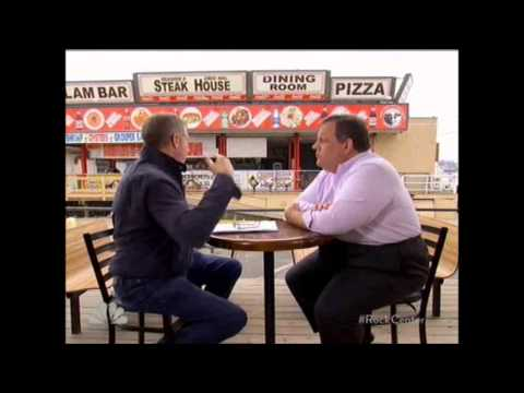 New Jersey Gov. Chris Christie on NBC's Rock Center w/ Brian Williams