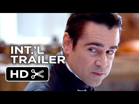 TIFF (2014) - Miss Julie International Trailer - Colin Farrell, Jessica Chastain Drama HD