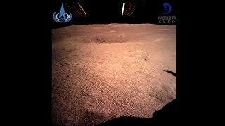 China logró alunizaje en lado oscuro de la luna