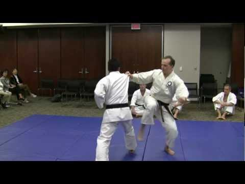 Shotokan Karate Demonstration video