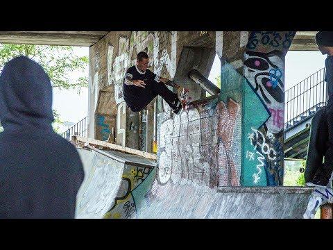 Skateboarding Copenhagen w/ Chris Pfanner, Collin Provost, Milton Martinez, Alec Majerus