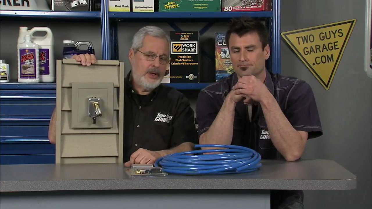 Installing Compressed Air Piping System Youtube