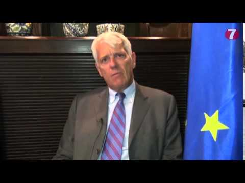 Special Interview: European Union (EU) Ambassador to Israel