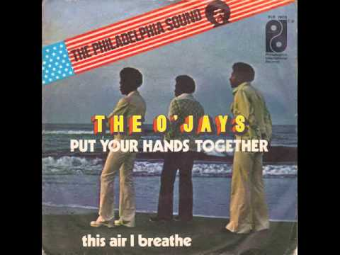 The O'Jays - Put Your Hands Together