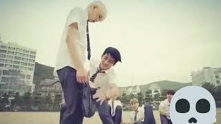 Satisfied | fighting for best friend | Korean video scene |