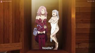 Vanessa Took Off Noelle's Clothes! - Black Clover Moments
