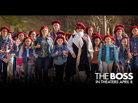 The Boss - In Theaters April 8 (TV Spot 10) (HD)