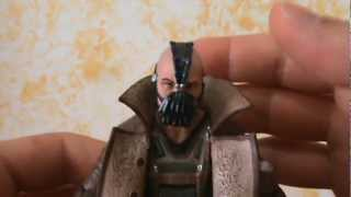 The Dark Knight Rises - MATTEL THE DARK KNIGHT RISES MOVIE MASTERS BANE ACTION FIGURE RECENSIONE REVIEW (ITA/ SUB-ENG)