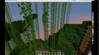 Minecraft ultimate tree survival 2 episode 4 a funny fail