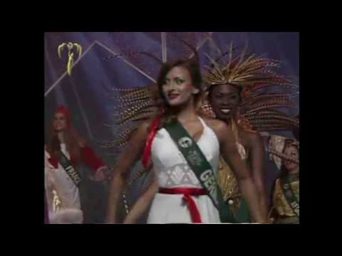 Miss Earth 2003 opening number