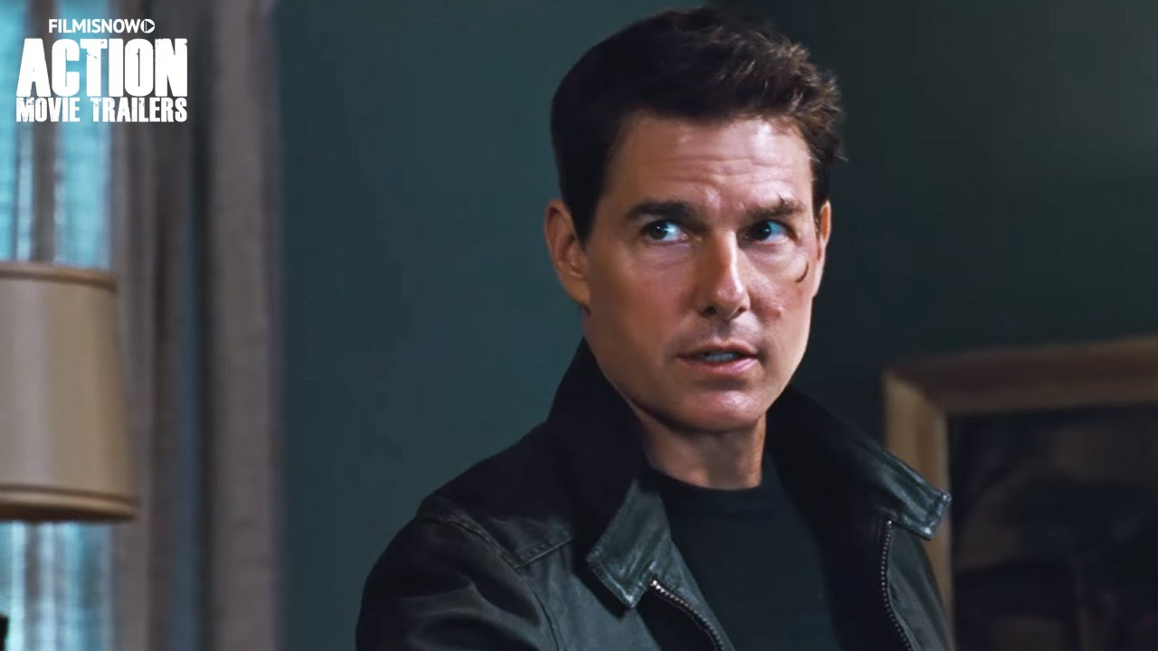 Jack Reacher: Never Go Back | No Law - Only Justice!