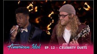 "Download Lagu Marcio Donaldson & Allen Stone KILL Marvin Gaye's ""What's Going On"" | American Idol 2018 Gratis STAFABAND"
